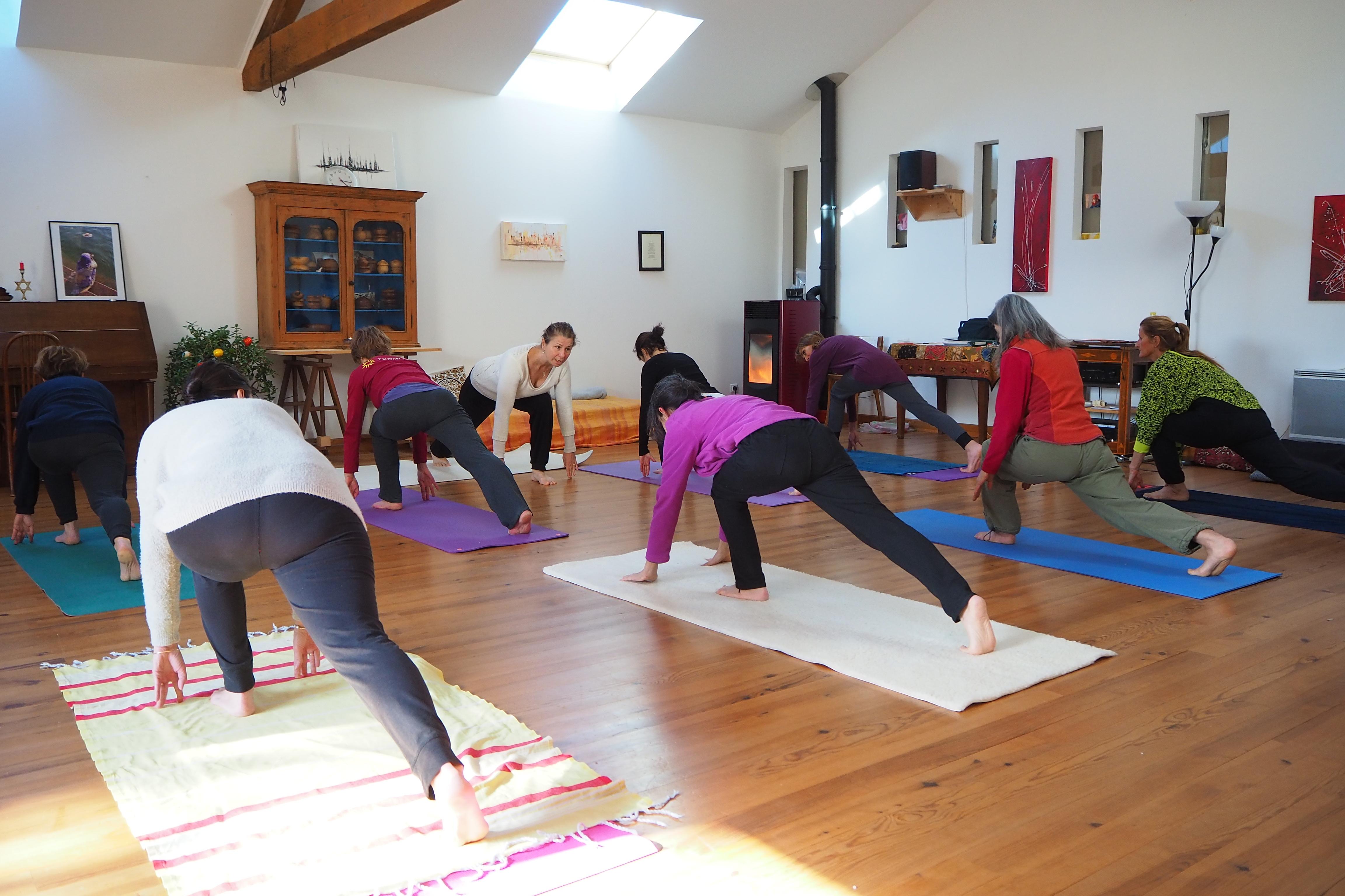 stage yoga vaucluse